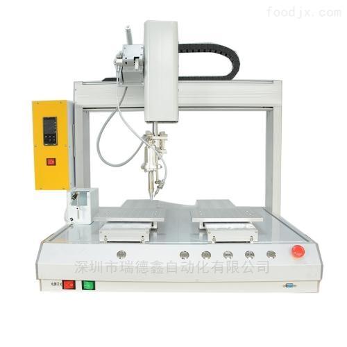 全自动焊锡机常见的四种不良问题和解决方法