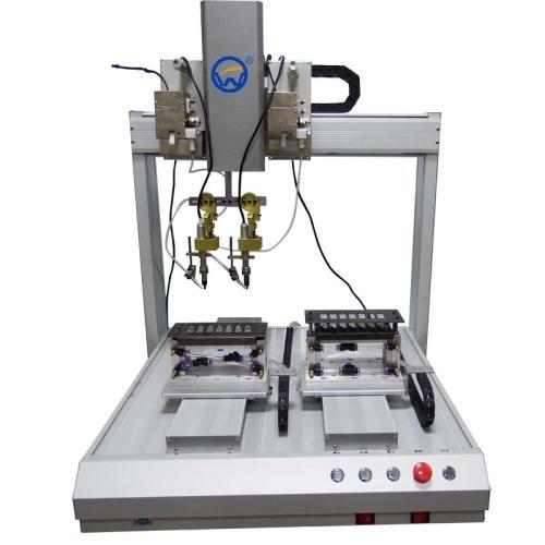 我国全自动焊锡机研发与生产,仍然以中小型企业为主