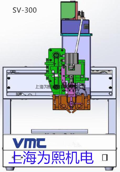 VM-TSV-300 定量水滴式焊锡机
